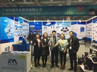 Guangzhou Tech master auto parts co.ltd